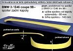 3/E46 coupe 99--