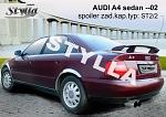 A4 sedan 95-01 3*typy