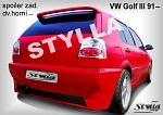 Golf III htb 91-97 2*typy