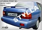 Pony sedan 90-95